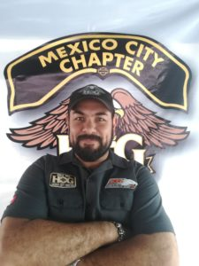 Esteban Aguilar - Senior Road Capitan