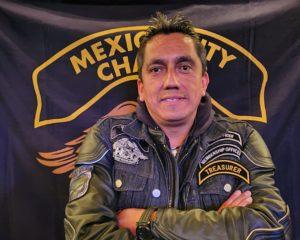 Gerardo Méndez - Treasurer