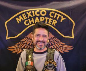 Fernando Acosta - Senior Road Capitan
