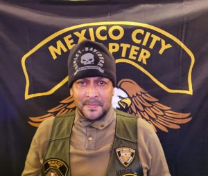 Sabino Varela - Activities Officer