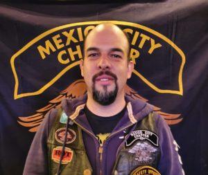 Carlos Gonzalez - Safety Officer