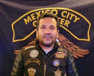 Alfonso Cataño - Road Captain