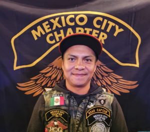 Ricardo Alcauter - Road Captain